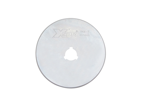 Sew Mate (X'sor) slätt blad till rullkniv 60 mm