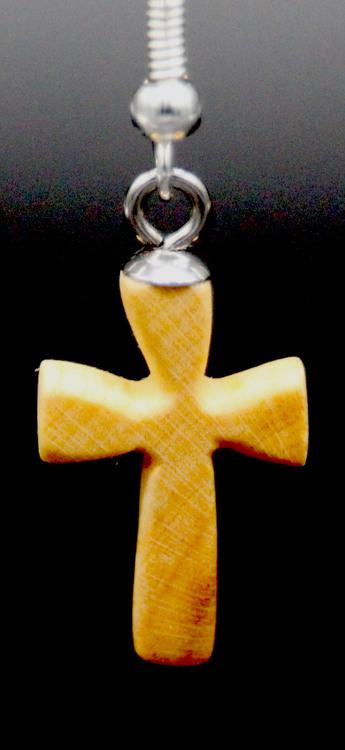 Örhänge Kors