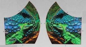 Kameleont munskydd kit