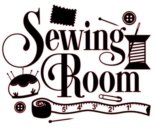 Sewing Room (skylt)