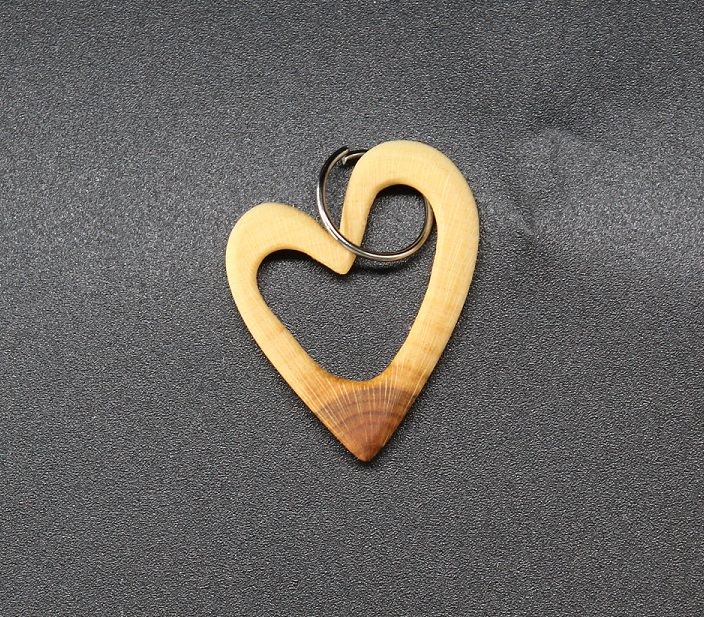 Halsbandshänge Hjärta
