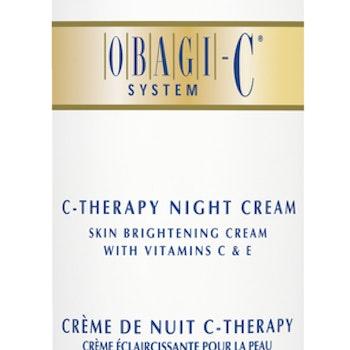 C Therapy Night Cream