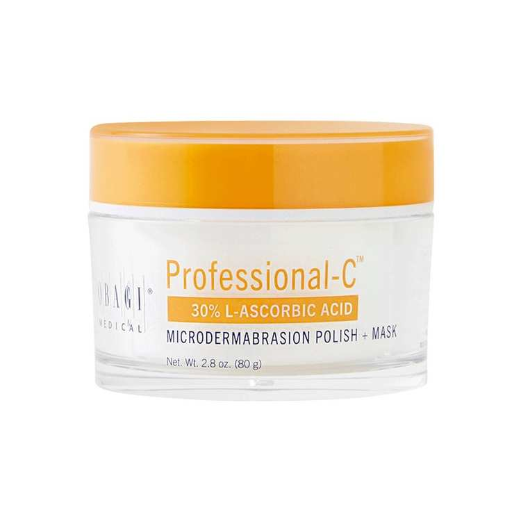 Professional C Microdermabrasion Polish+Mask
