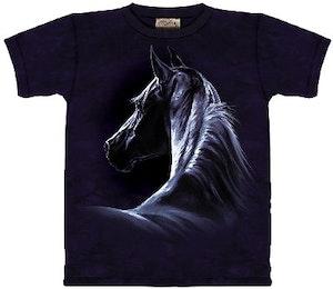 T-shirt Mörkblå