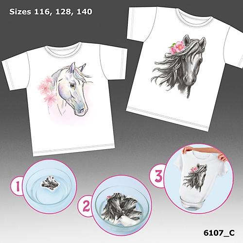 Horses Dreams Magic T-shirt