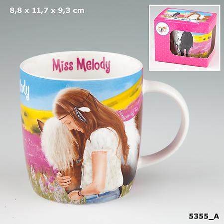 Miss Melody Mugg Rosa