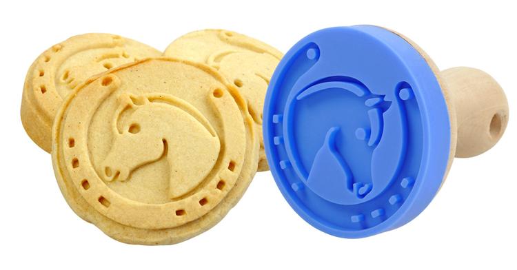 """Cookie Stamp """"Horse"""" - baka kakor med hästmotiv"""