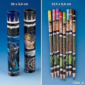 Playmobil färgpennor