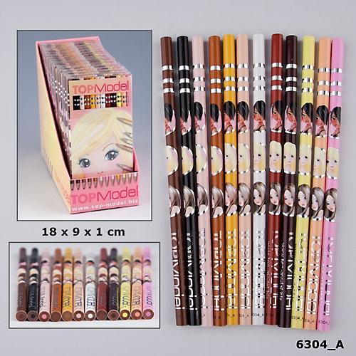 Hud och Hår färgpennor