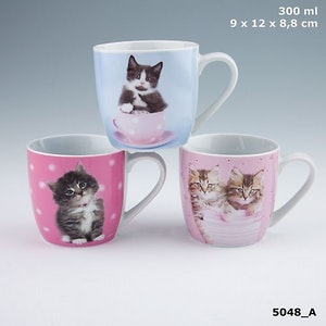 Kitty Love Mugg