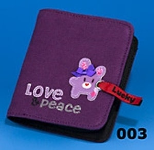 Plånbok Love & Peace