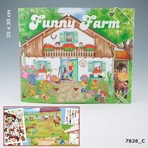 Funny Farm Designbok (C)
