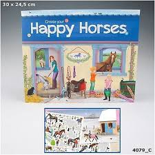 Create your Happy Horses (C)