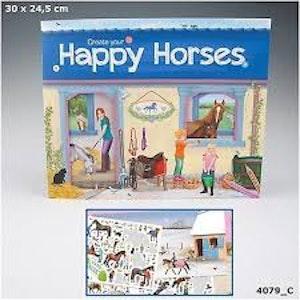 Create your Happy Horses (C)