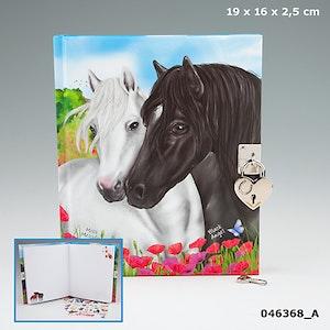 Dagbok - Två hästar