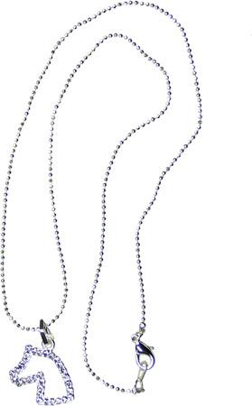 Halsband Brilliant med hästmotiv