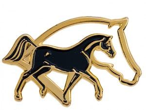 Plastrongnål Hästar