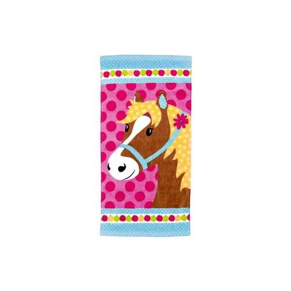 Liten Magisk Handduk Ponny