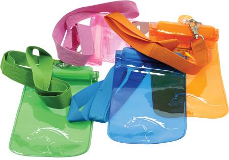 Vattentät väska - stor med hästmotiv