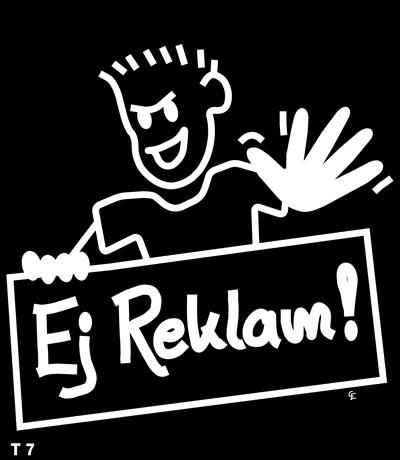 Ej Reklam - Funky Family - dekaler i unika karaktärer