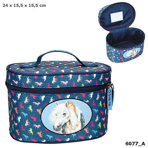 Miss Melody Beauty Case