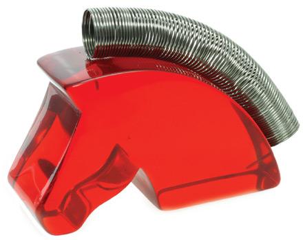Fotohållare i hästformat