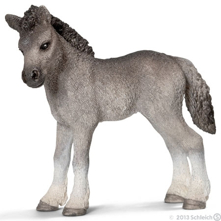 Fell ponny föl - Schleich
