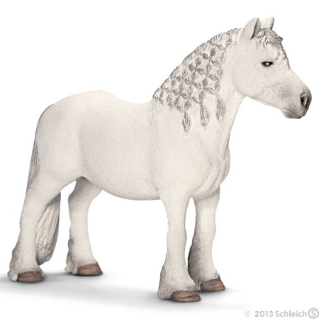 Fell ponny hingst - Schleich
