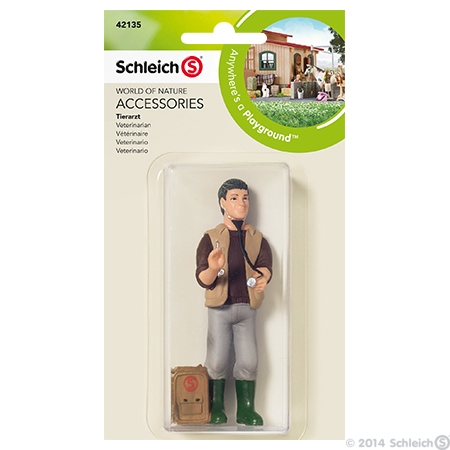 Veterinär - Schleich