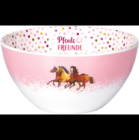 Frukostskål rosa