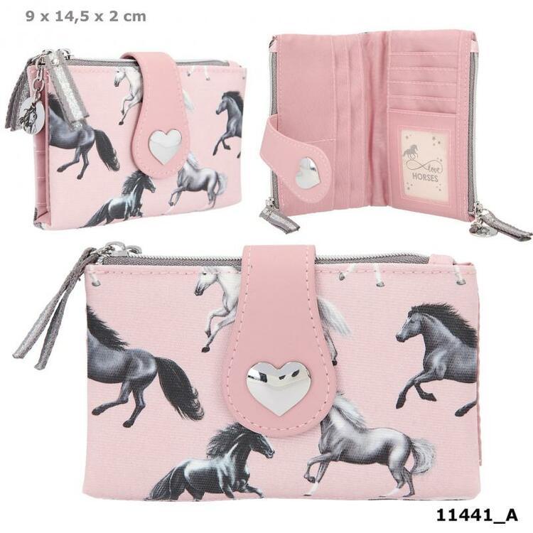Plånbok Lovely Horses