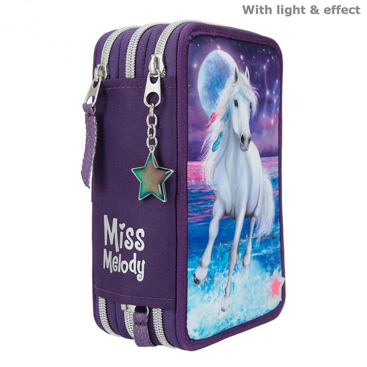 Miss Melody Trippelpennskrin Northern Lights LED