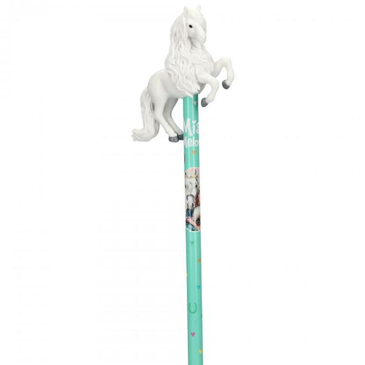 Miss Melody Blyertspenna med 3D-häst