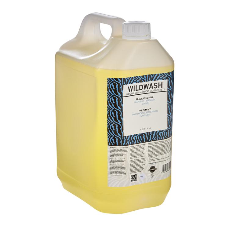 WILDWASH PRO Perfume Fragrance No.2 Finish spray för doft & boost 5L