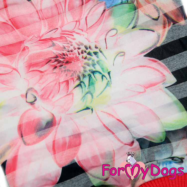 """Body """"Lily"""" unisex """"For My Dogs"""""""