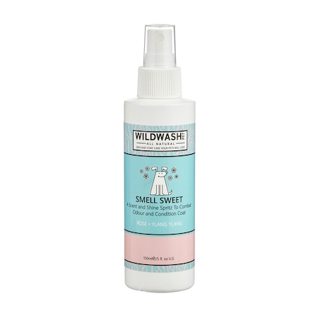 "WILDWASH PET Finish Spray ""Smell Sweet Spritz"""