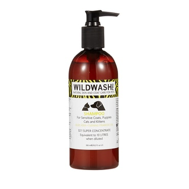 WILDWASH PRO Cat Schampoo 300ml