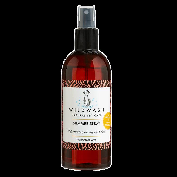 """WILDWASH PRO Summer Spray """"Sommarerbjudande begränsat antal"""""""
