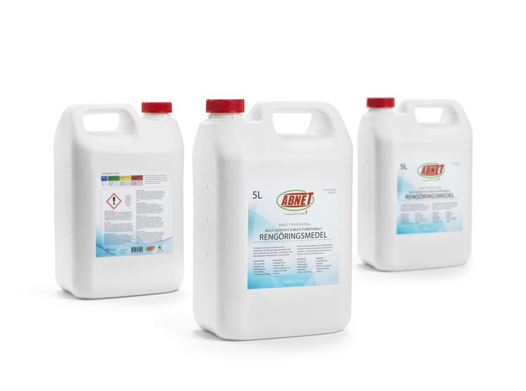 ABNET ® Professional, högkoncentrerat 5L