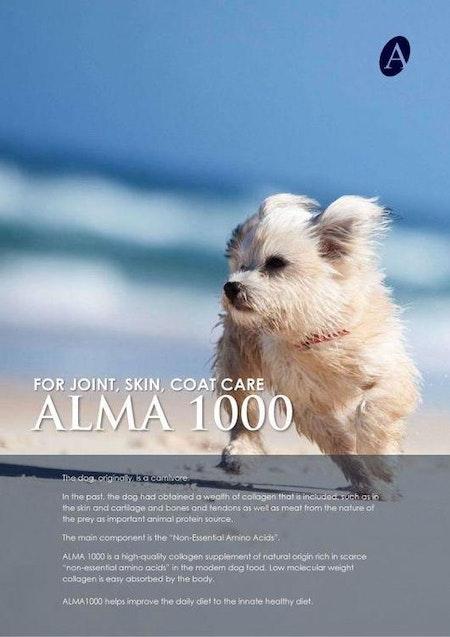 ALMA 1000 Multipack 500gram