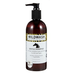WILDWASH HORSE Gentle Schampoo - Milt schampoo sensitive 300ml