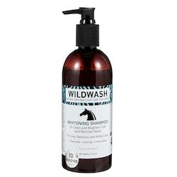WILDWASH HORSE Whitening Schampoo - Schampoo för ljusa pälsar 300ml