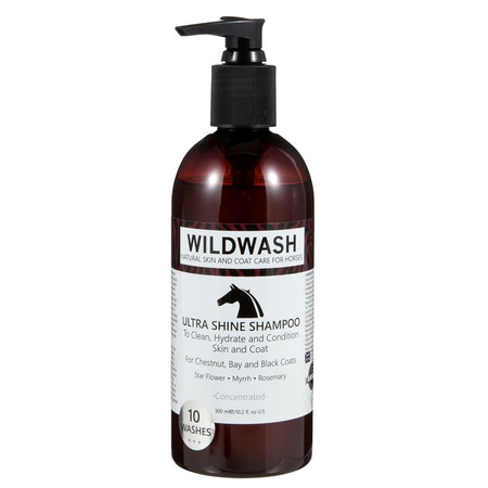 WILDWASH HORSE Ultra Shine Schampoo - Glansschampoo