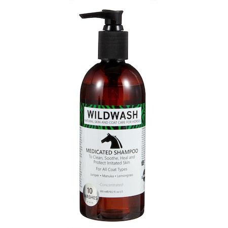 WILDWASH HORSE MedicatedSchampoo - Milt schampoo sensitive