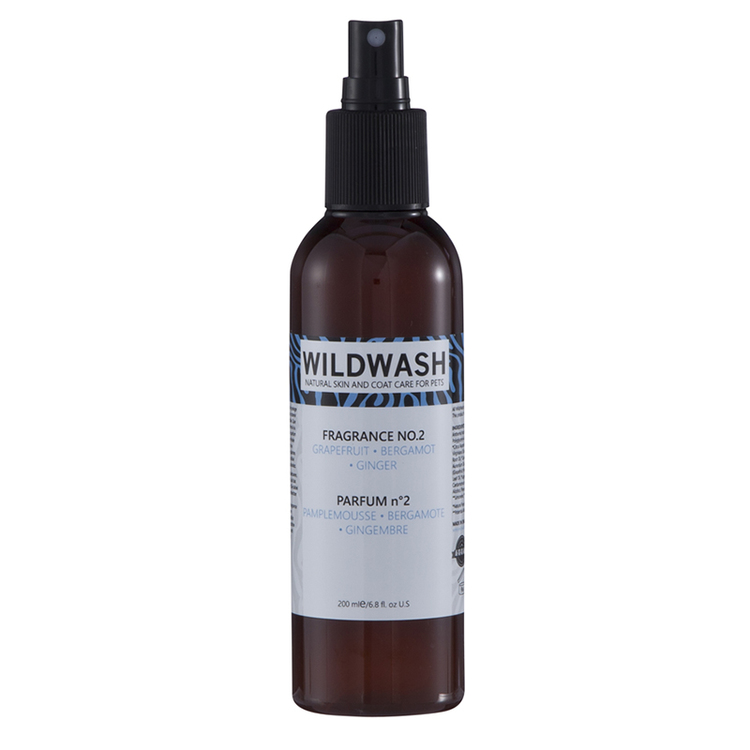 WILDWASH PRO Perfume Fragrance No.2 Finish spray för doft & boost 200ml