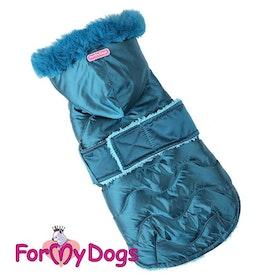 "Täcke Caparison Dark blue ""For My Dogs"""