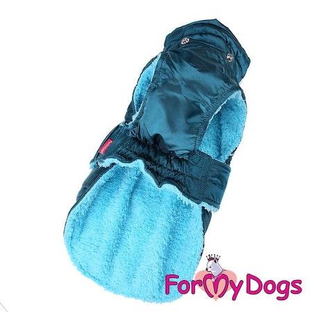 "Täcke Caparison ""Dark blue"" Unisex ""For My Dogs"" Modell Alla raser Lagervara Storlek: 16"