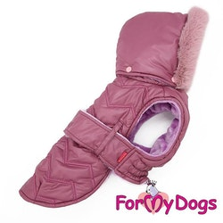 "Täcke Caparison Pink ""For My Dogs UNISEX Modell alla raser Lagervara Storlek: 18"