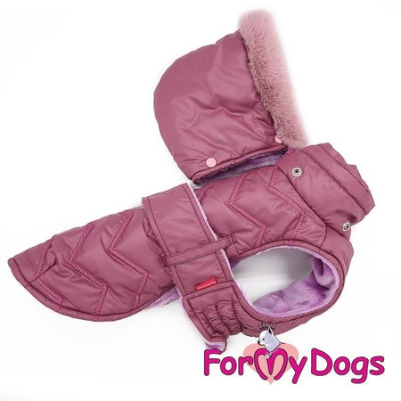 "Täcke Caparison Pink ""For My Dogs"""