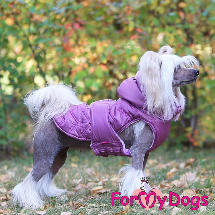 "Täcke Caparison ""Pink"" Unisex  ""For My Dogs"""